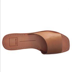NWB Dolce Vita Cato Leather Slide Sandals 8.5